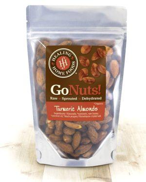 Turmeric Almonds