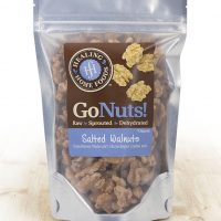 Salted Walnuts