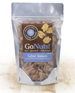 Salted Walnuts