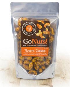 Tumeric Cashews