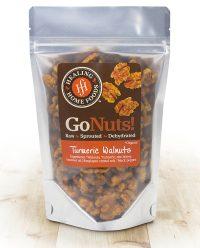 Tumeric Walnuts
