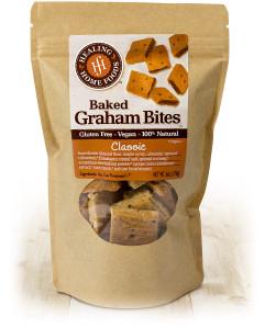 Baked Classic Graham Bites