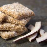 Coconut Raw Graham Bites Ingredients